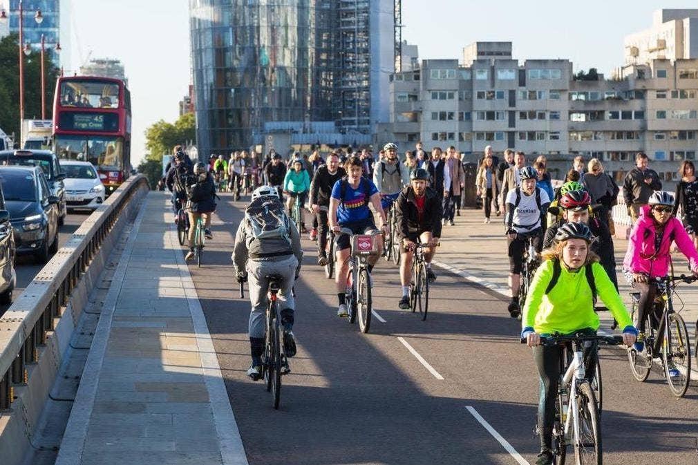 La grande occasione per la bici