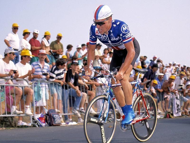Lance Armstrong racconta il suo inizio carriera (dopato)