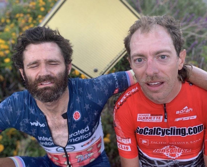 Phil Gaimon ha battuto il record del più veloce Everesting