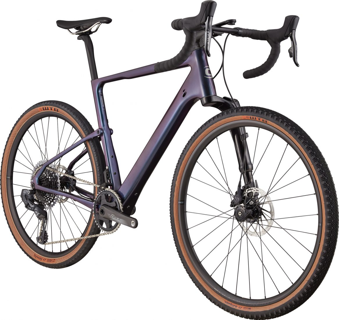 Nuova Cannondale Topstone Lefty