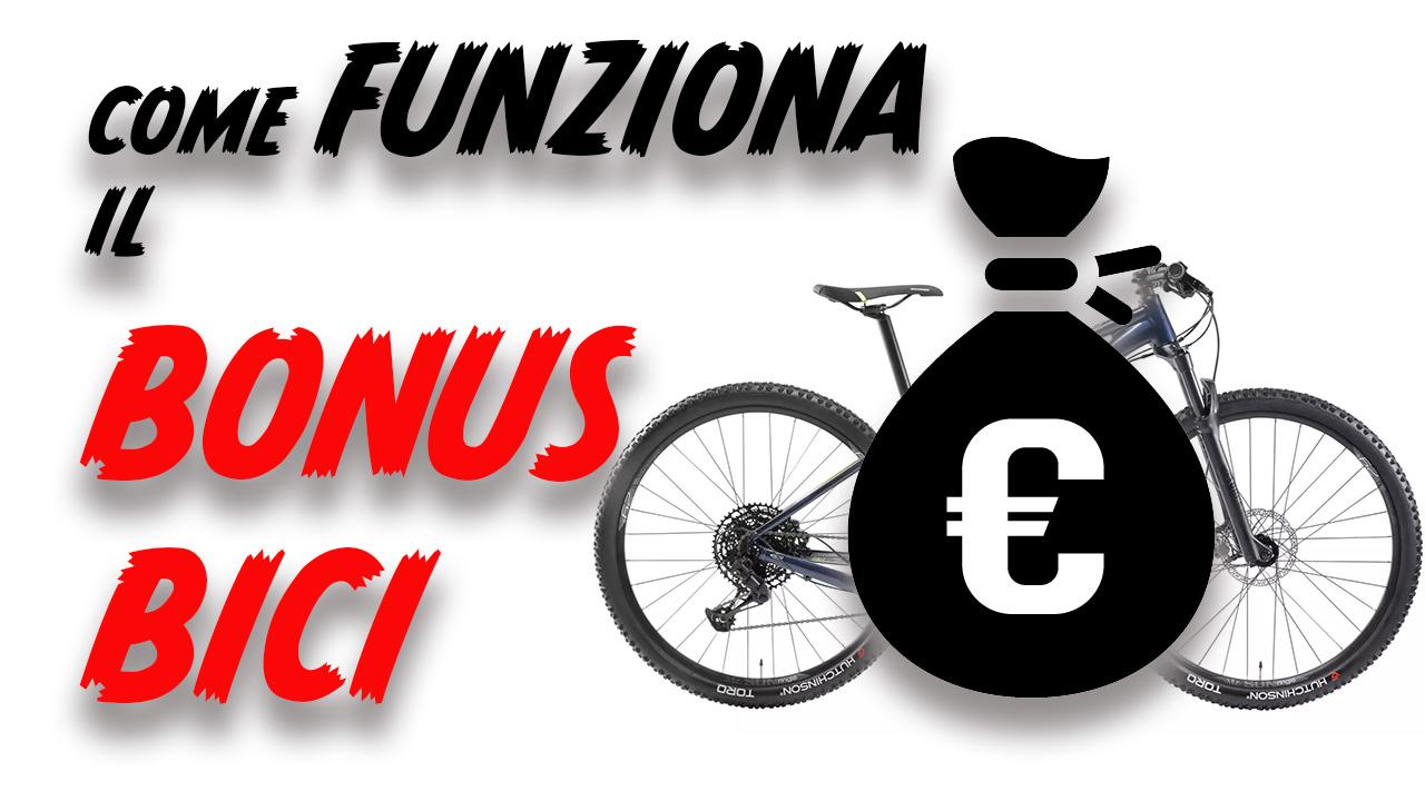 Come funziona il bonus bici: la guida pratica