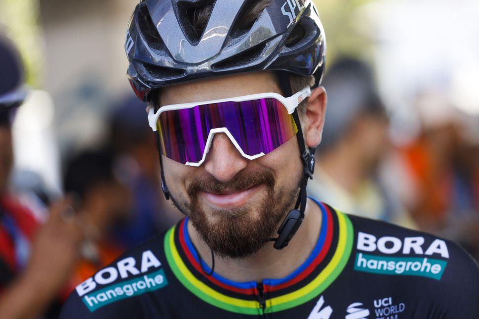 Sagan per la prima volta al Giro