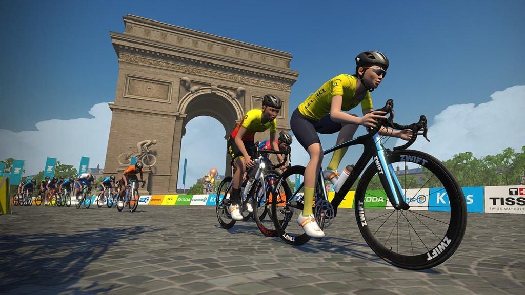 Un Tour de France virtuale con Froome, Quintana, Bardet ed altri