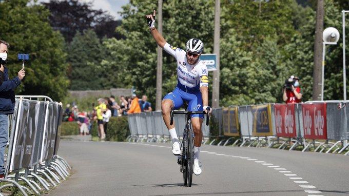 Sénéchal si impone nella prima corsa post-Covid