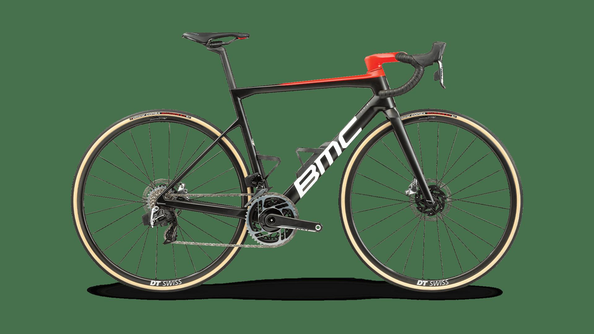 La nuova BMC Teammachine SLR01