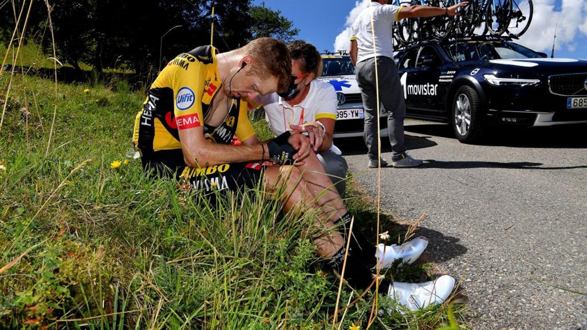 Steven Kruijswijk non parteciperà al Tour, ma al Giro