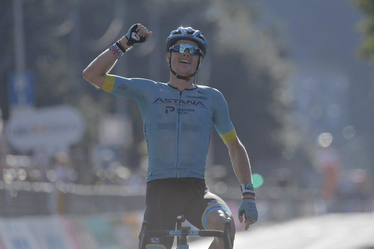 Jakob Fuglsang vince il 114^ Il Lombardia