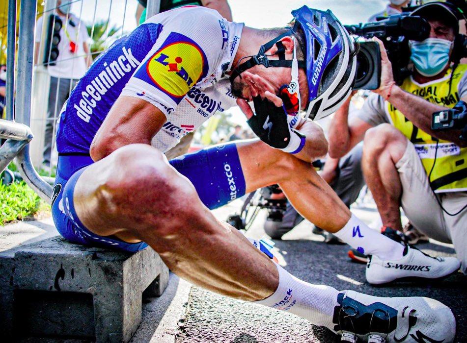 Tour de France, terza tappa a Caleb Ewan