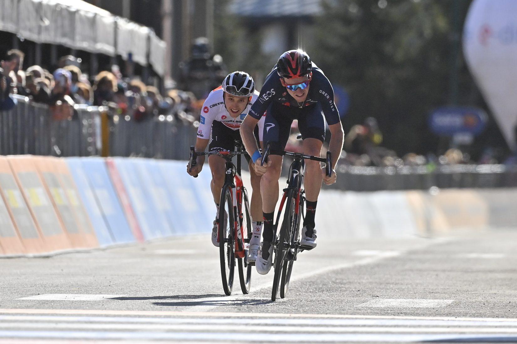 Giro 2020: Geoghegan Hart e Hindley per entrare nella storia