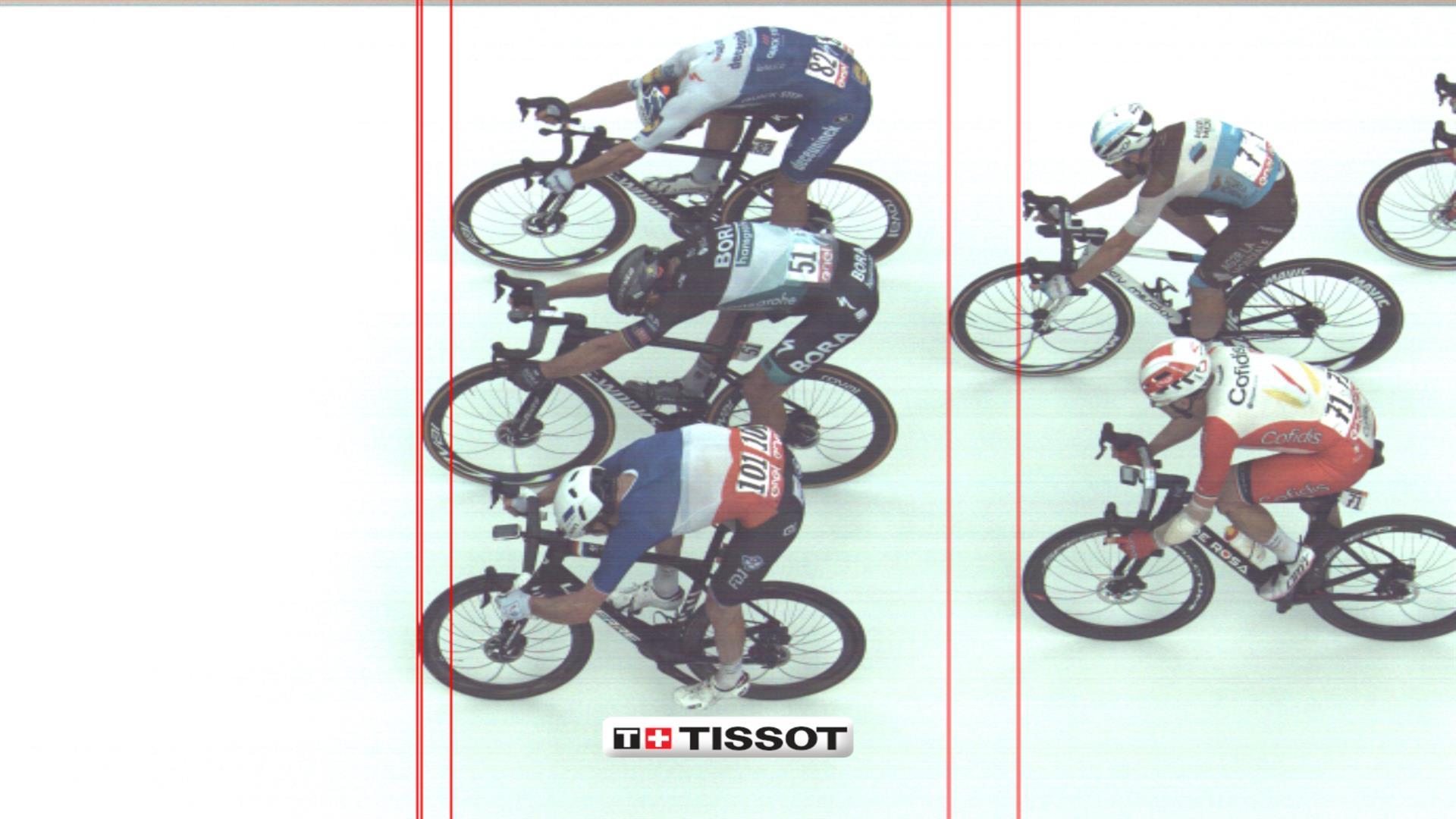 Giro 2020: Démare, Sagan e Ballerini: la vittoria è questione di millimetri