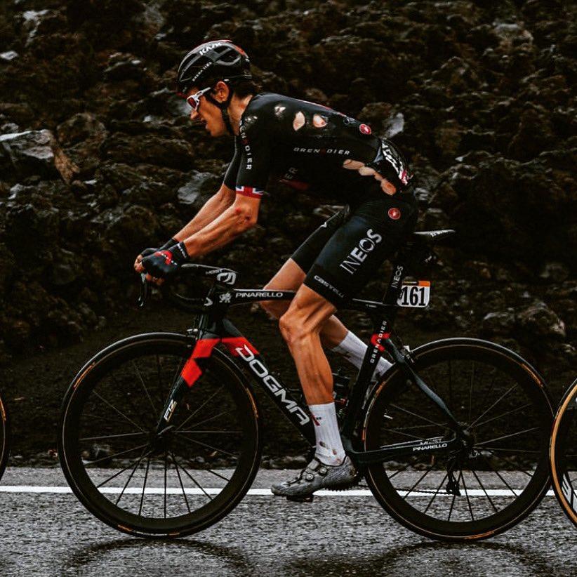 Thomas e Yates fuorigioco in un Giro sottosopra