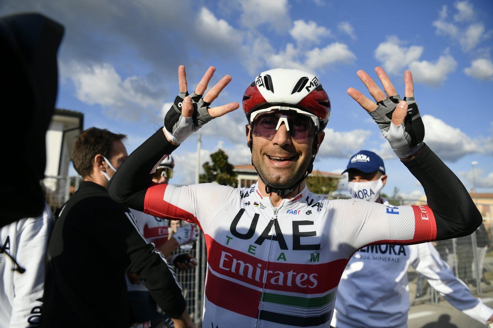 Giro 2020: Diego Ulissi centra il bis