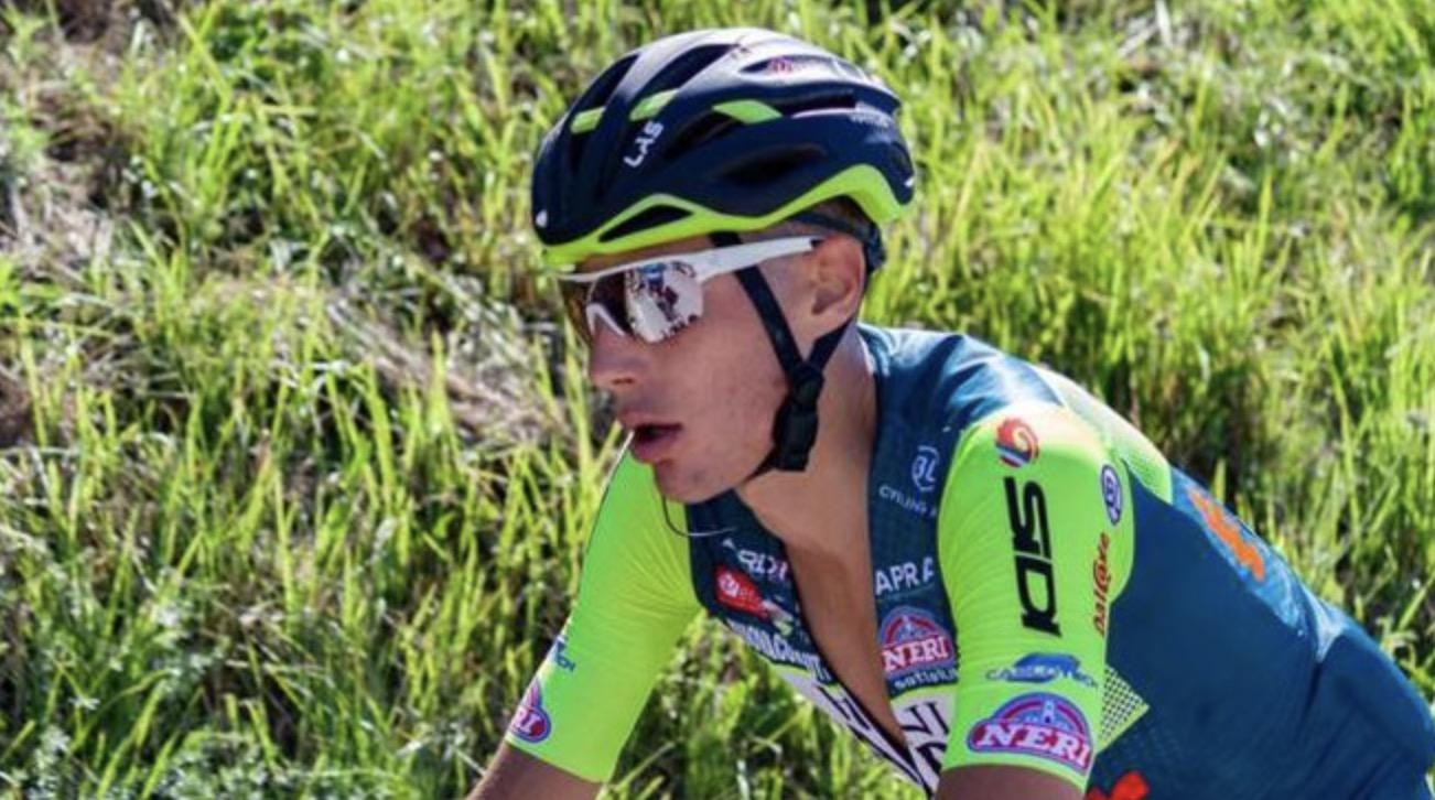 Matteo Spreafico (ViniZabú-KTM) positivo all'antidoping