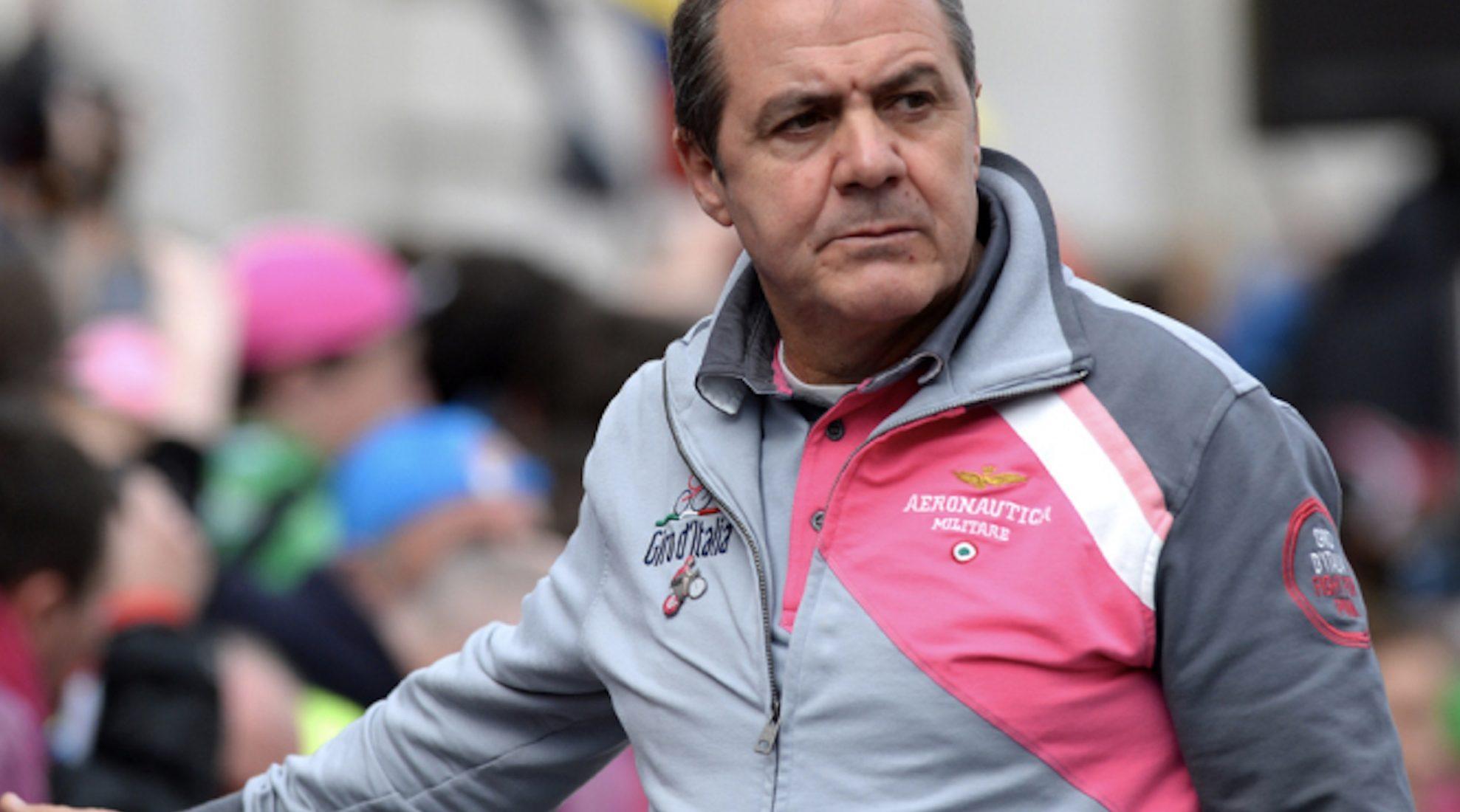 Mauro Vegni chiede sanzioni per Jumbo-Visma e EF