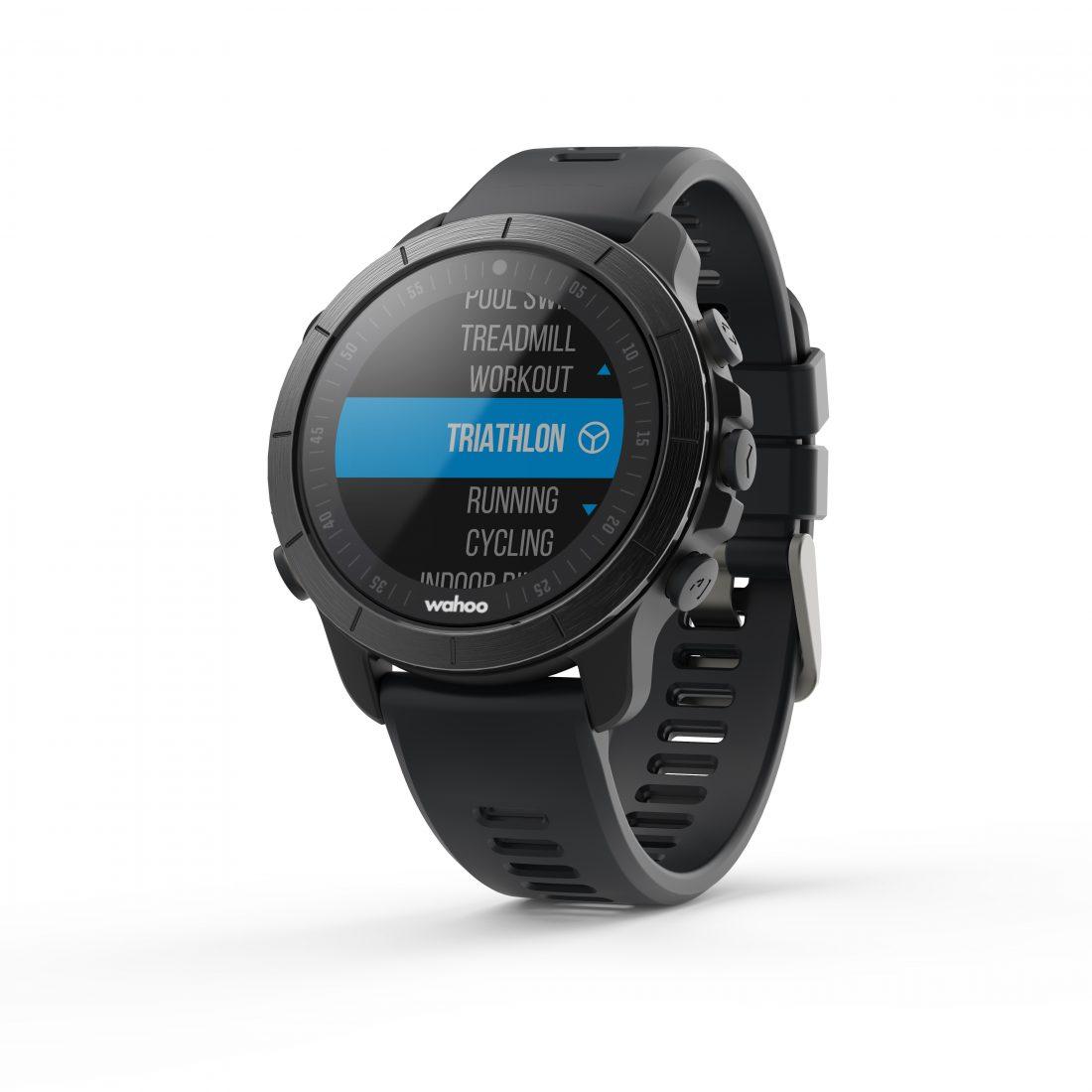 Wahoo presenta il nuovo orologio multisport ELEMNT RIVAL
