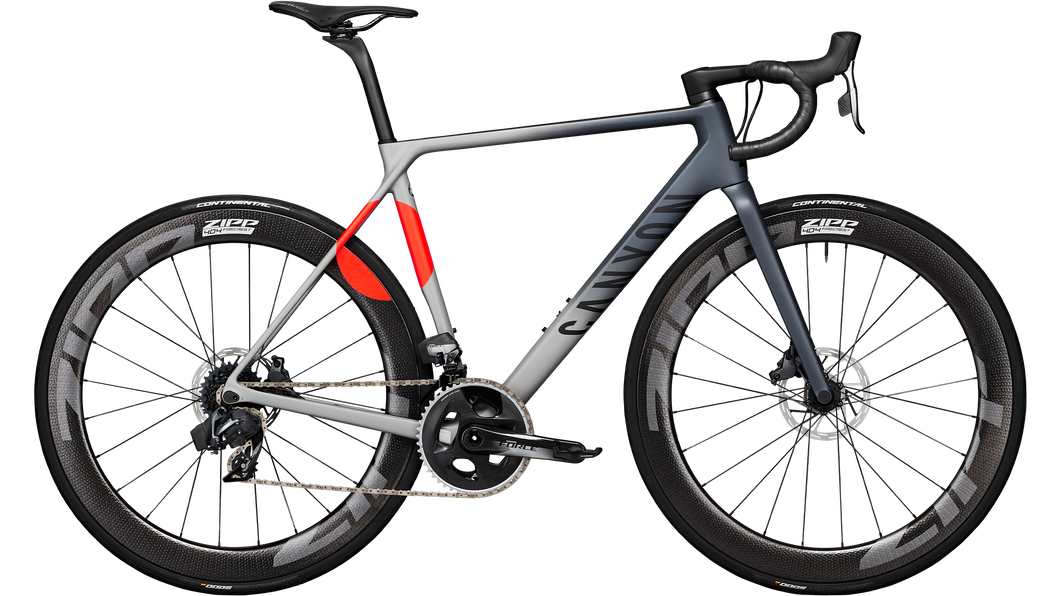 Canyon lancia la Ultimate CF SLX in edizione limitata – Tino Pohlmann Design