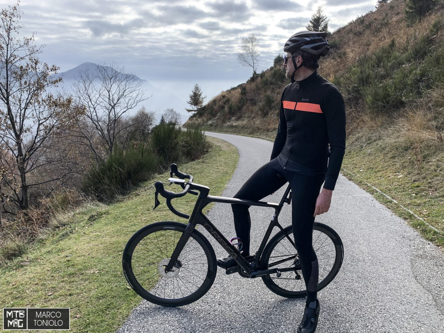 [Test] Completo Santini Adapt in Power Wool