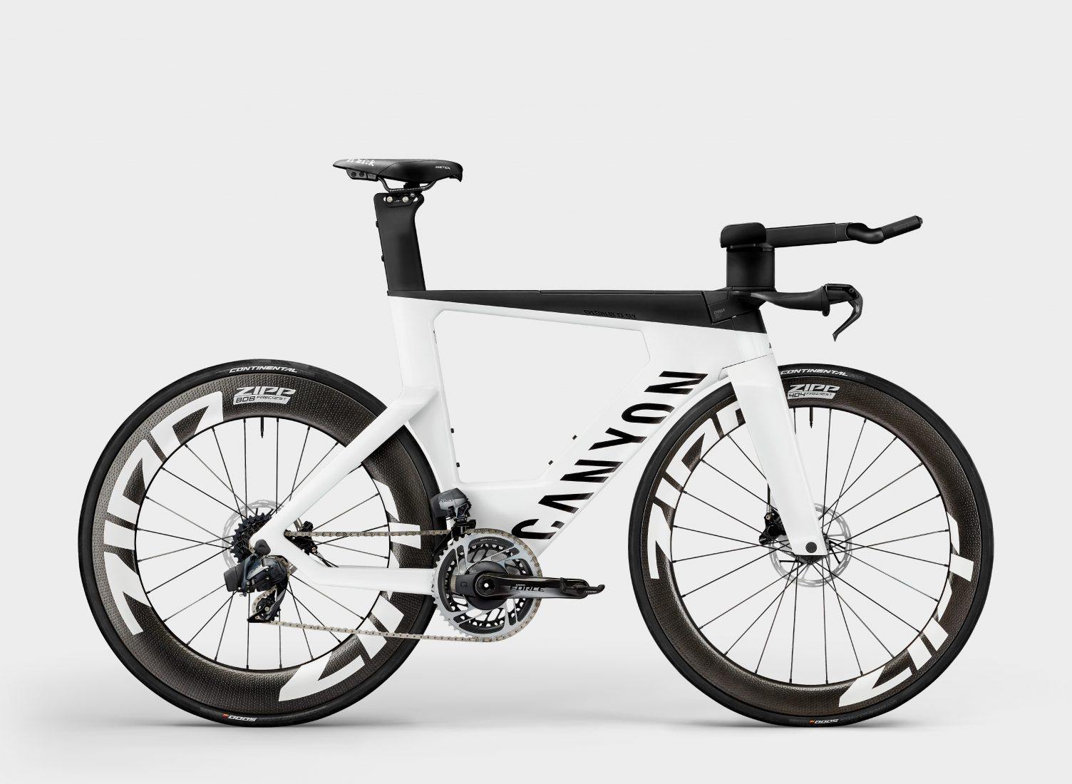 Canyon presenta la nuova Speedmax Disc 2021