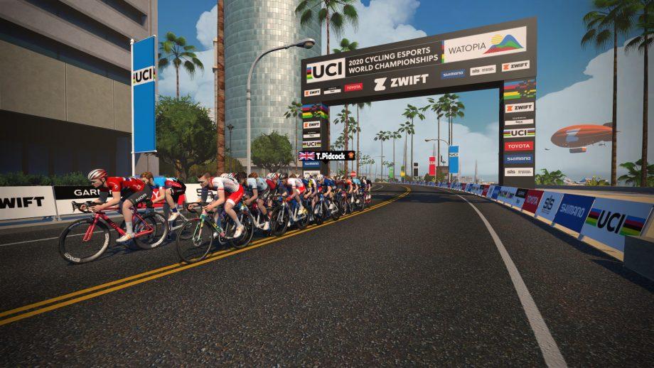 Ashleigh Moolman e Jason Osborne primi campioni del mondo di ciclismo virtuale
