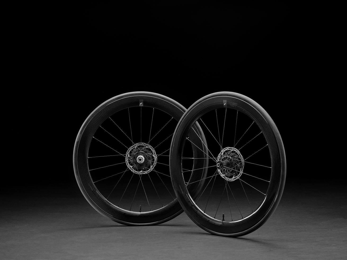 Nuove ruote Fulcrum Speed 40 / Speed 55 CMPTZN DB
