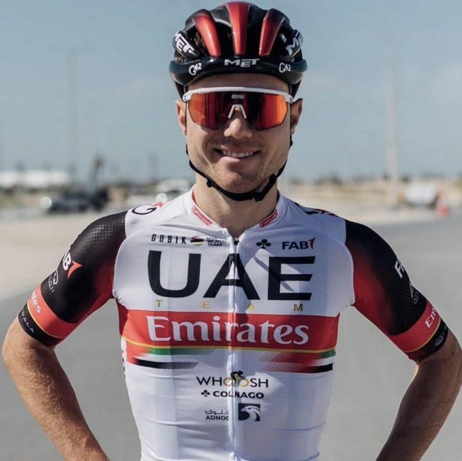 Pogacar e tutto l'UAE Team Emirates vaccinato contro il Covid-19