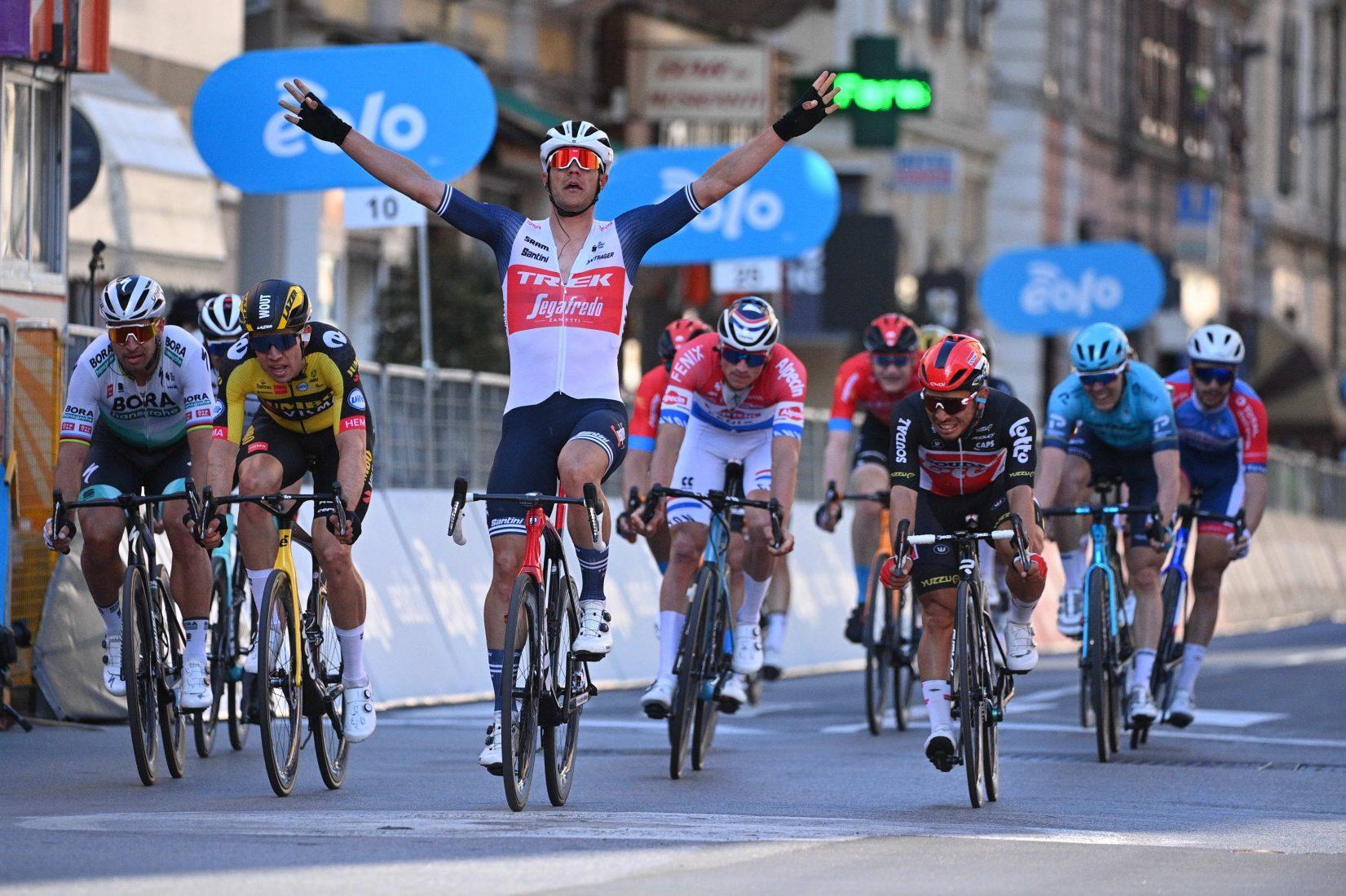 Jasper Stuyvenha vinto la 112a Milano-Sanremo