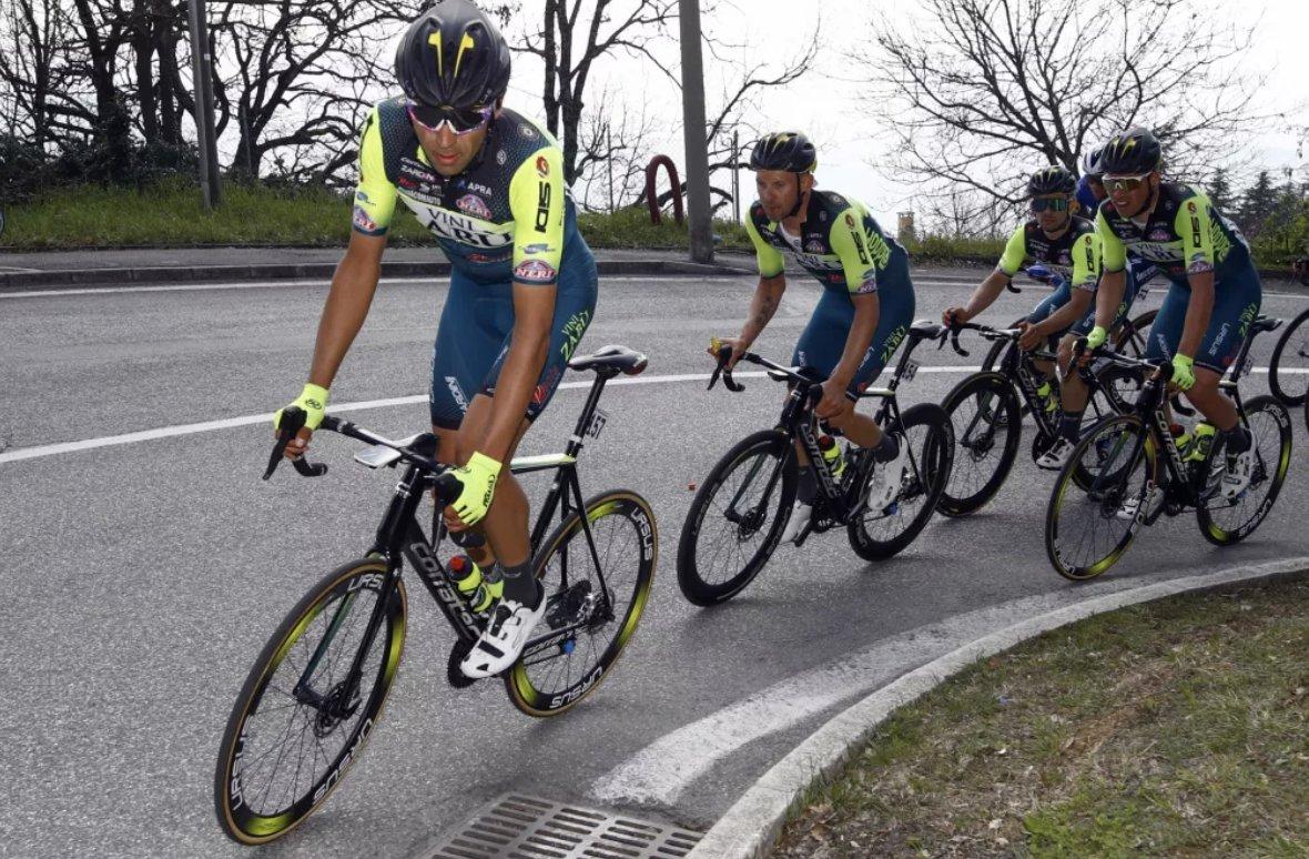 La Vini Zabù si ritira dal Giro d'Italia