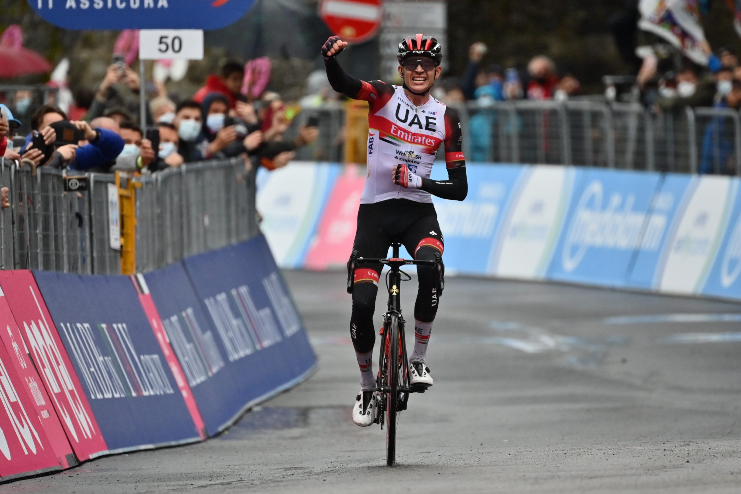 Giro 2021: Joe Dombrowski vince la 4^ tappa, Alessandro De Marchi è la nuova Maglia Rosa