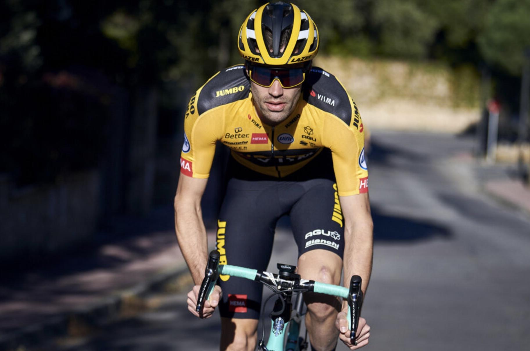 Tom Dumoulin torna a correre al Giro di Svizzera