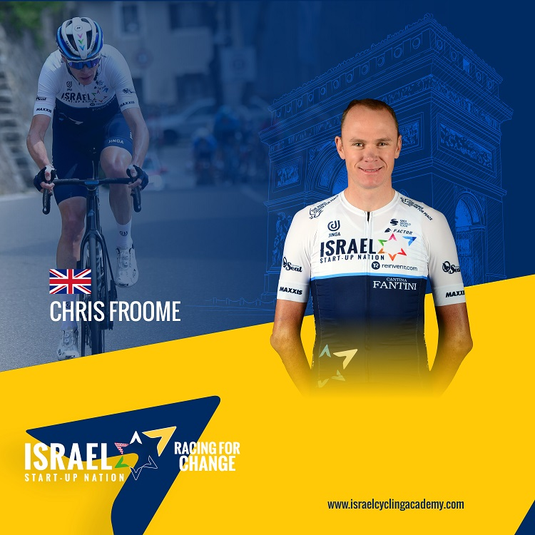 Tour de France: Froome dentro Ackermann fuori