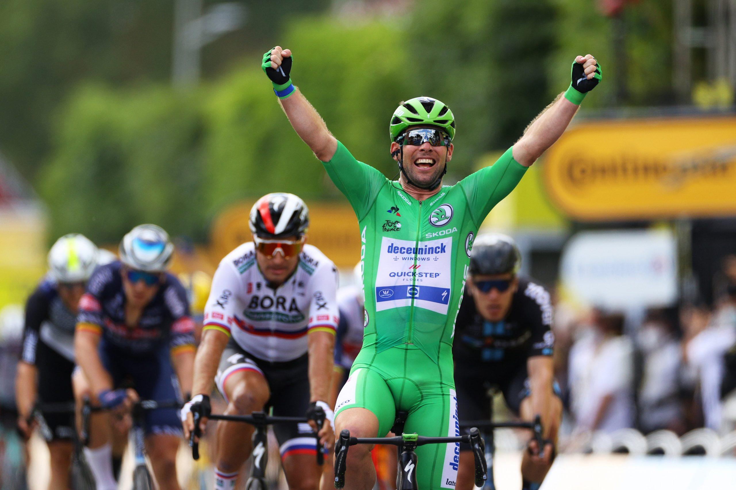 TdF 2021: Cavendish vince la 10^ tappa e dice 33