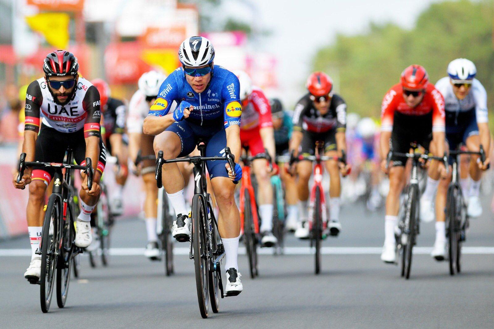 Fabio Jakobsen torna alla vittoria