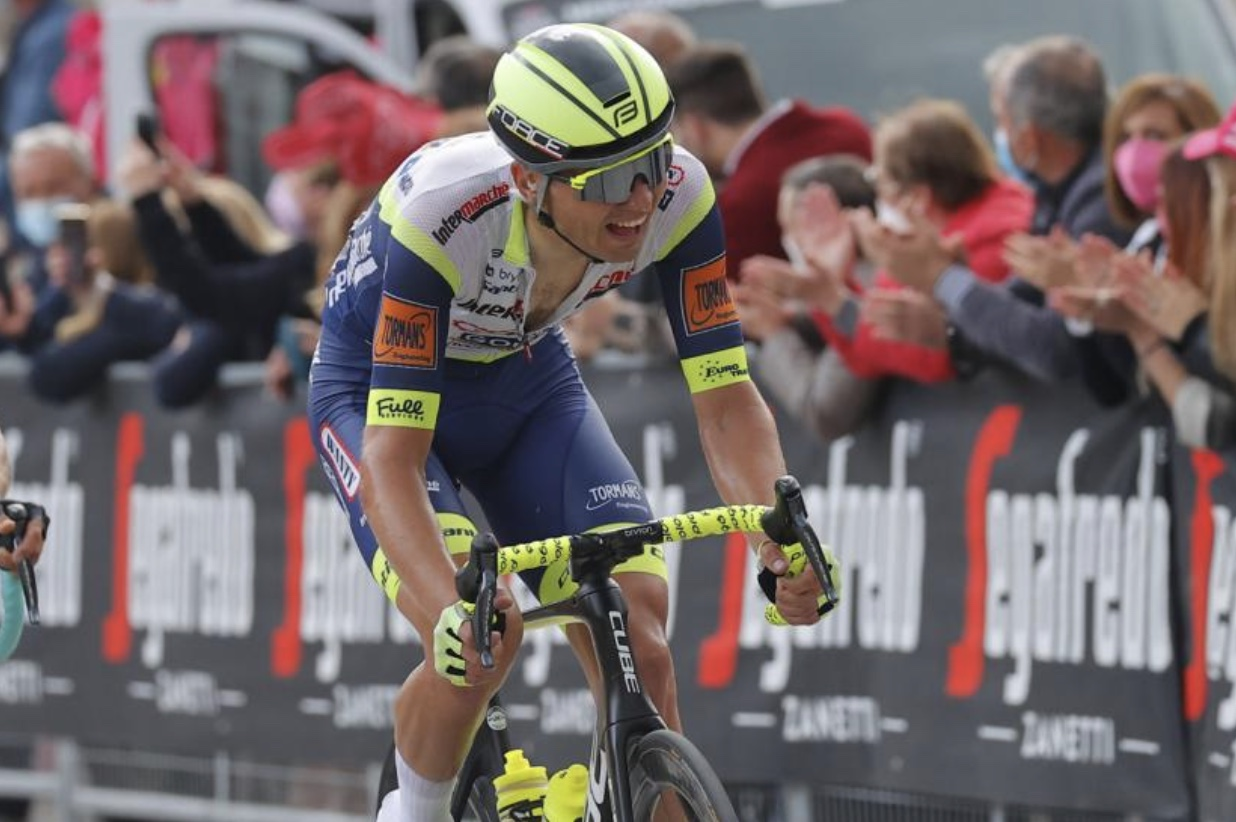 Vuelta 2021: la terza tappa a Rein Taaramäe