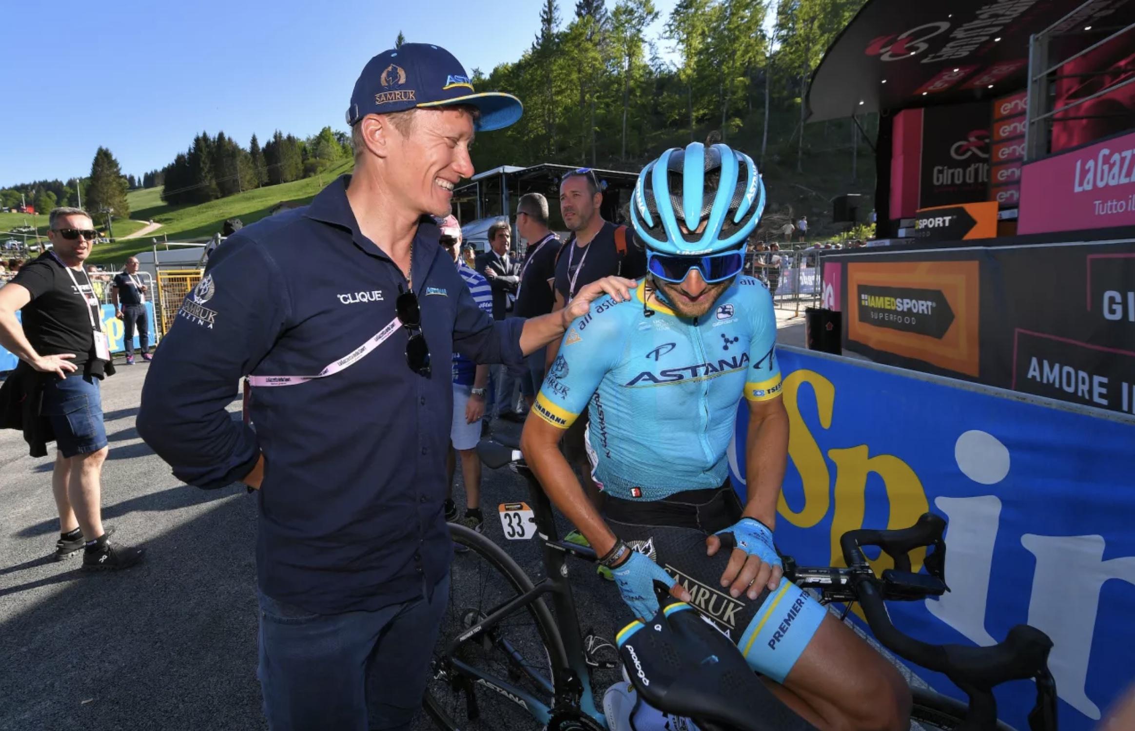 Alexandre Vinokourov torna a capo della Astana