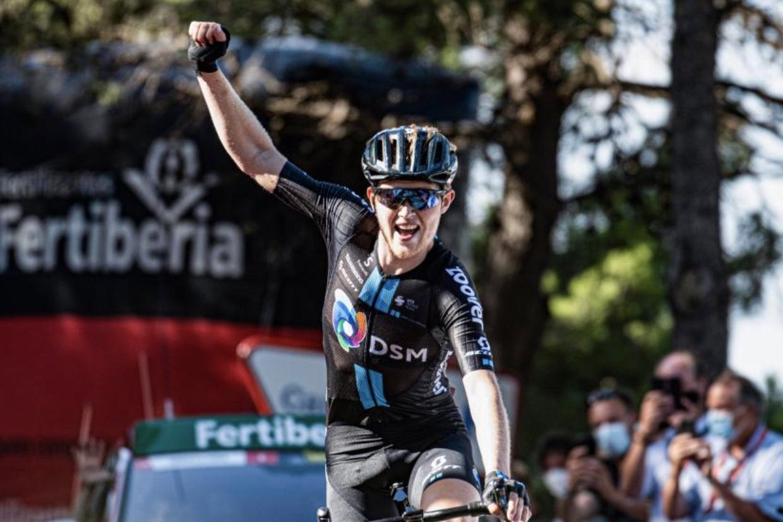 Vuelta 2021: Storer vince la 10^ tappa. Roglic perde la maglia rossa