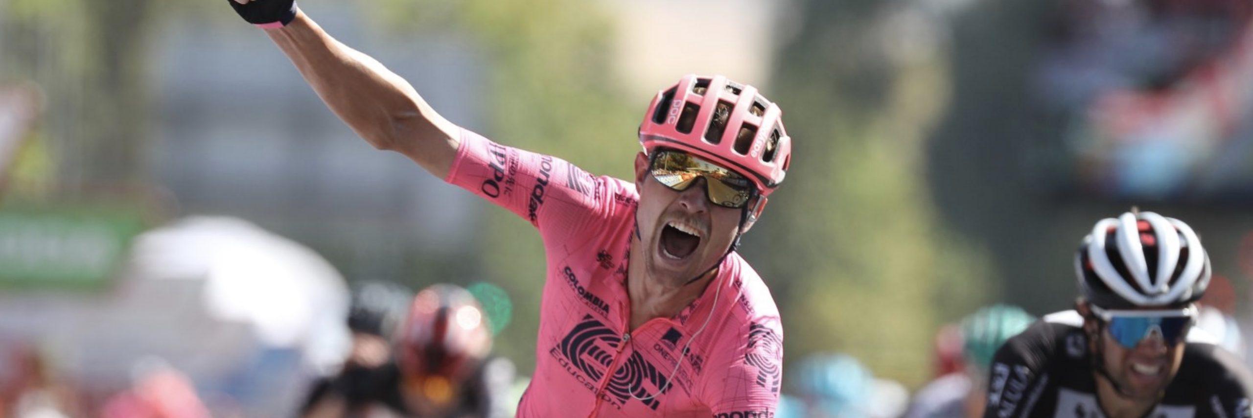 Vuelta 2021: Cort Nielsen ha vinto la 12^ tappa