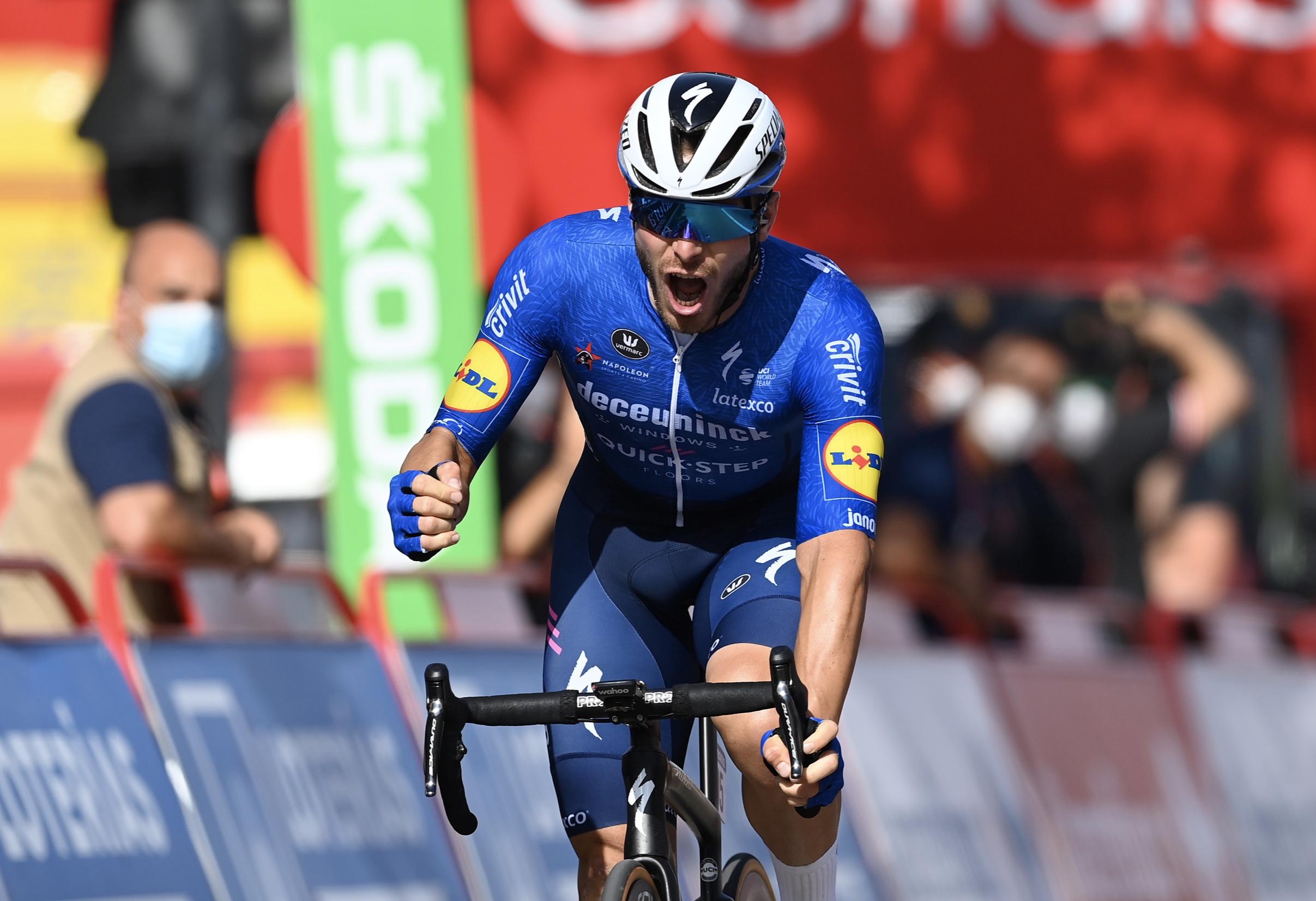 Vuelta 2021: Florian Sénéchal vince la 13^ tappa