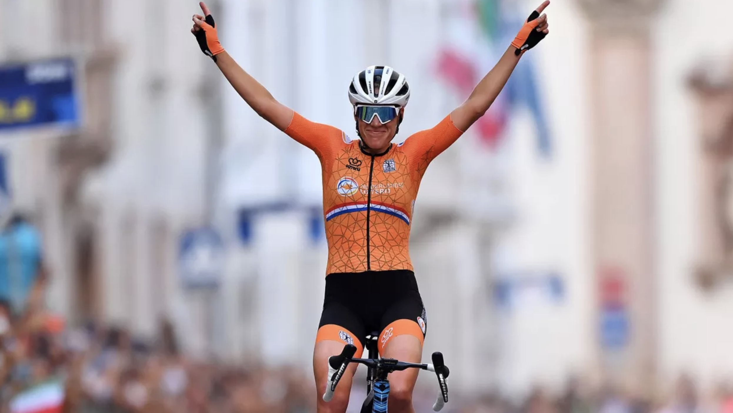 Europei 2021: Ellen van Dijk campionessa europea su strada