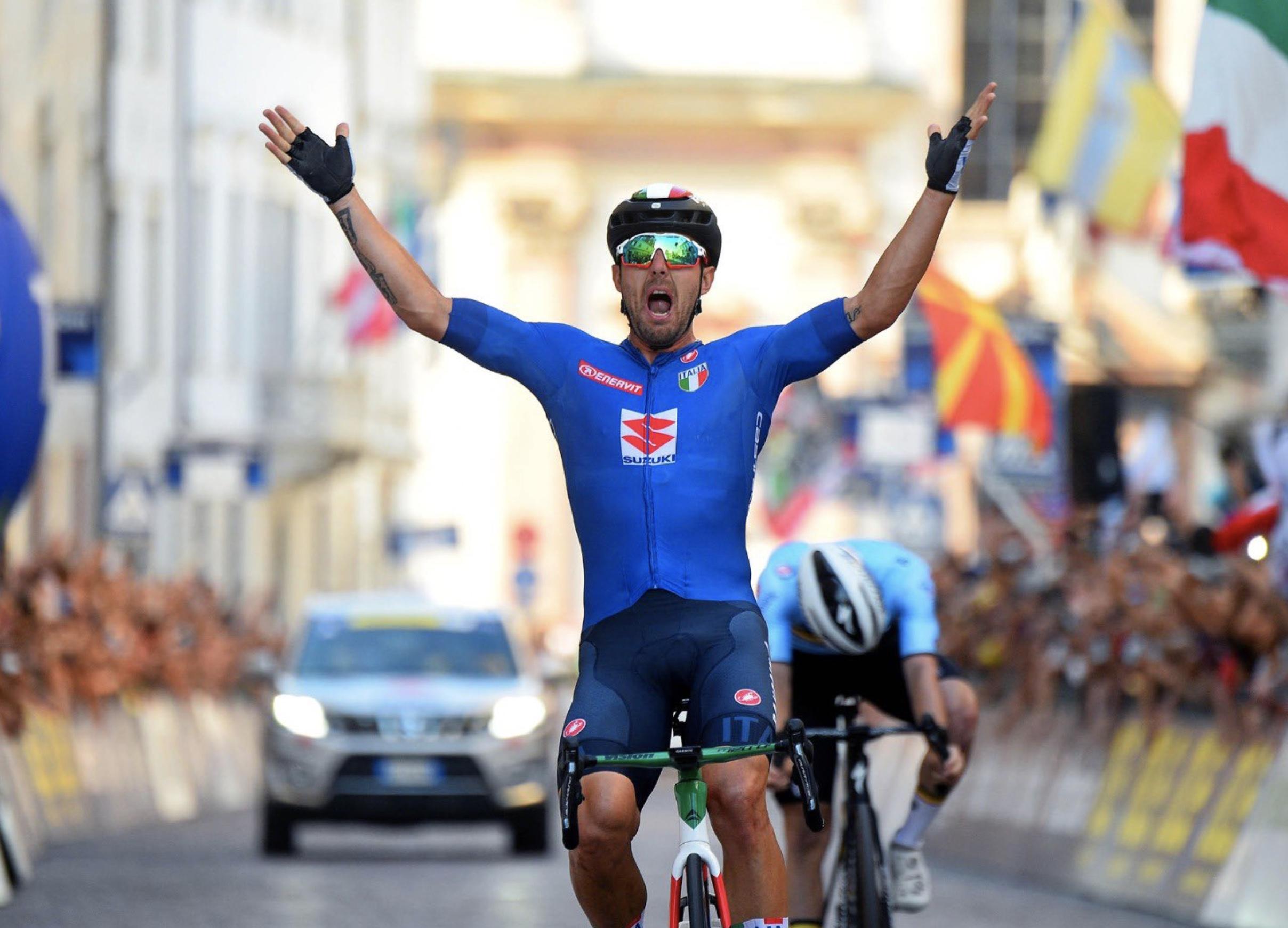 Europei 2021: Sonny Colbrelli campione europeo